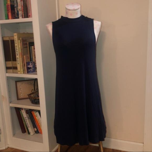 American Eagle Soft & Sexy Navy Dress
